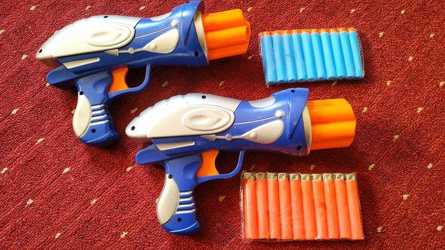 Бластер аналог Nerf нерф автомат пистолет игрушечный шмель