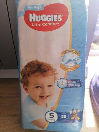 Huggies Ultra comfort 5 (51шт)