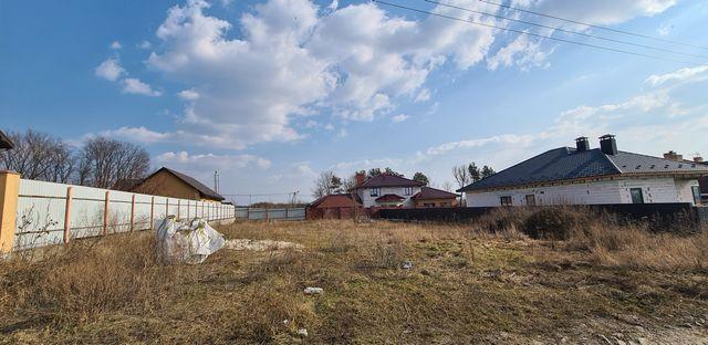 Белогородка (Шевченково), участок 10 соток, под жилую застройку.