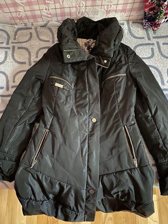 Стильное пальто-куртка