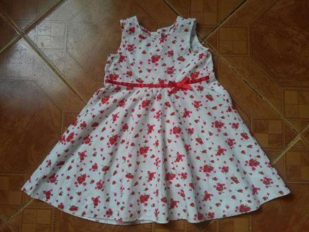 Очень красивое яркое платье
