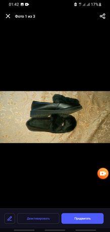 Женская обувь осенняя