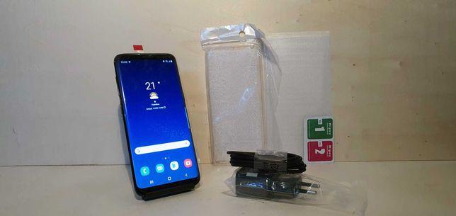 Telemóvel Samsung S8 Preto - Recondicionado COMO NOVO + extras