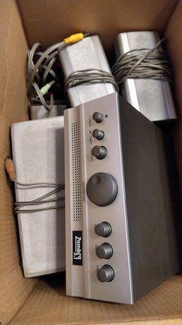 Zestaw głośnikowy głośniki 5.1 Media-Tech ZAMBRA 5.1 MT340