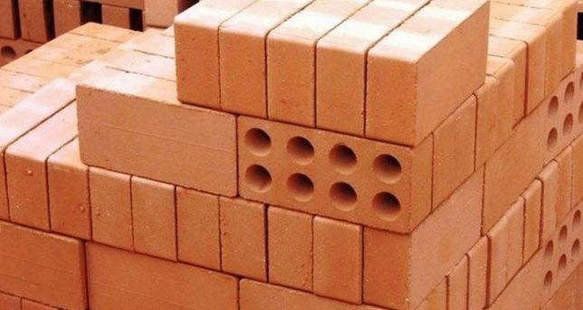 Кирпич, цегла, блоки в ассортименте