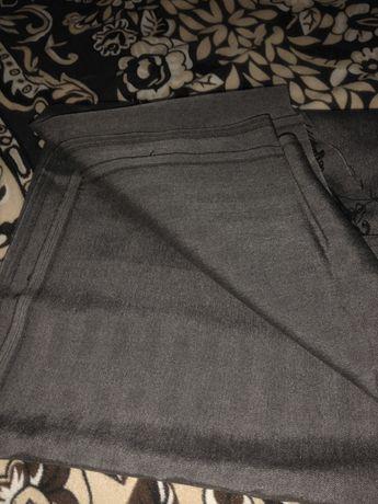 Костюмная ткань + подкладочная ткань