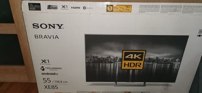 """Sony bravia XE85 55"""" android 4k"""