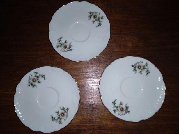 3 mini pratos Vista Alegre