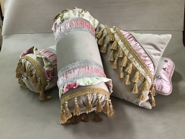 Poduszka -Wałek , poduszki, poduszka ozdobna , poduszka dekoracyjna