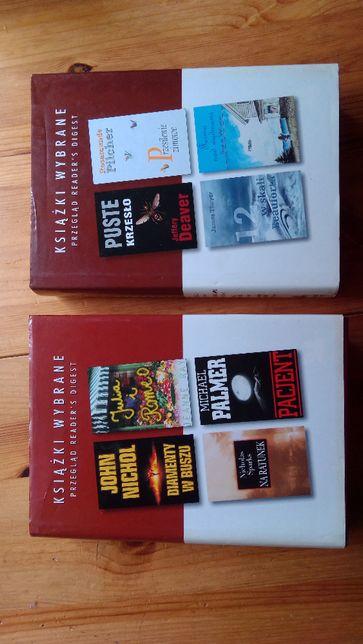 Książki wybrane Sparks Ray Nichol Palmer Deaver Pilcher Thayer Wilson