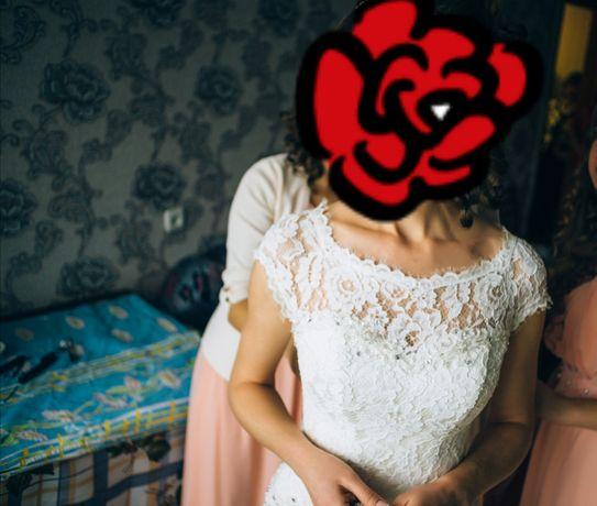 Свадебное платье,весільна сукня