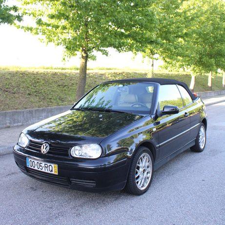 VW Golf Cabriolet 1.9 TDI