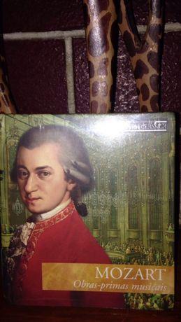 CD| Mozart| *NOVO*obras primas musicais vol.3