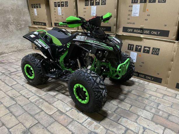 Квадроцикл ATV Raptor 125
