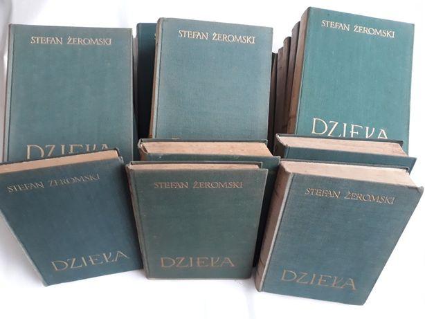 Stefan Żeromski; Dzieła; 23 tomy