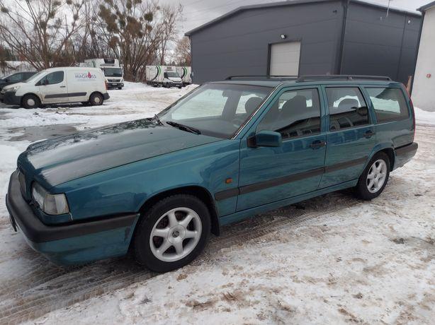 Volvo 850 kombi benzyna plus gaz