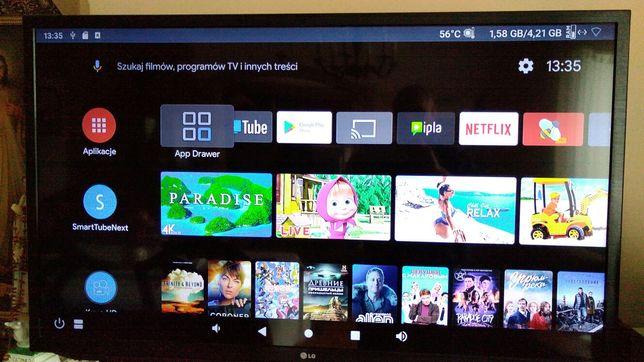 Smart Box Tv Eachlink X3Mini 4/32 Aml 905x3 jak MiBox Xiaomi Nowy