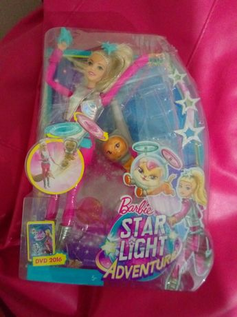 Barbie Star Light. Rara. Adventure.