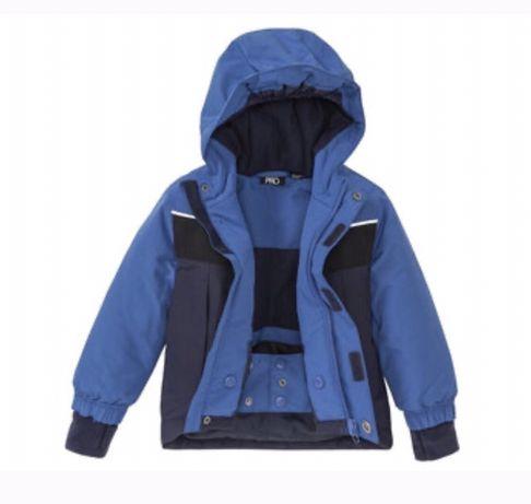 Детская термо куртка мембранащ 3000 Crivit Pro 110/116