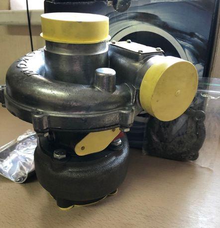 Турбина ТКР-6,8.5,7,11 ТРК Турбокомпрессор на МТЗ ЮМЗ Д-240 Зил бычок