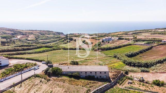 Terreno com Armazém com projeto aprovado em Ribamar