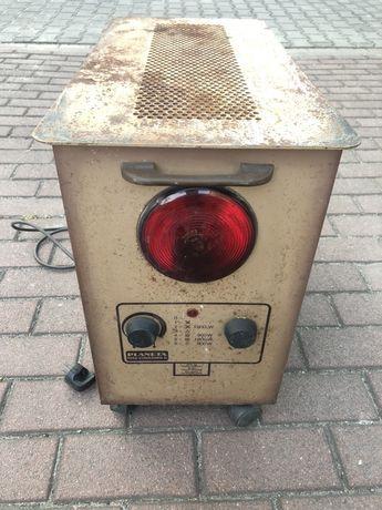 Grzejnik elekrryczny PLANETA do grzania z lampą  INFRA  STRAHLKAMIN XL