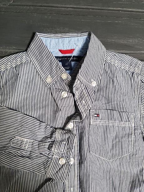 Рубашка Polo by Ralph Lauren размер T2. T3 5