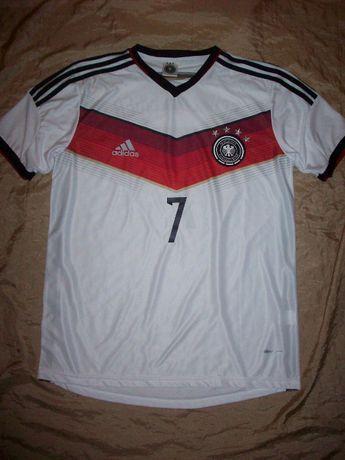 Фан коллекция футбол Германия Швайнштайгер футболка сборной