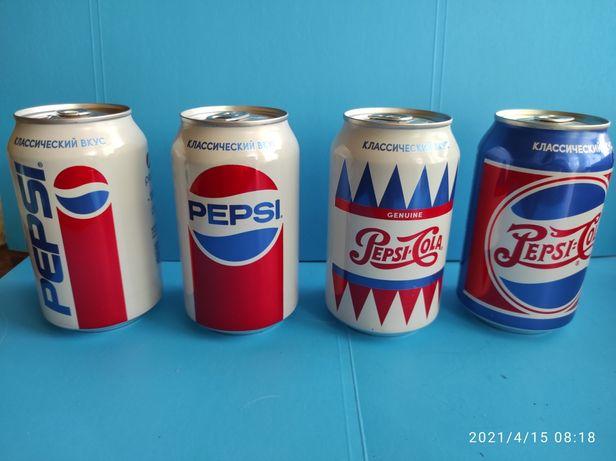 Pepsi ж/б 0.33 л производство не Украина