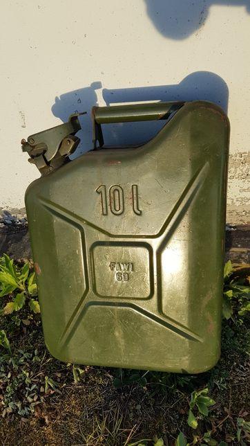 Karnister 10l, PRL
