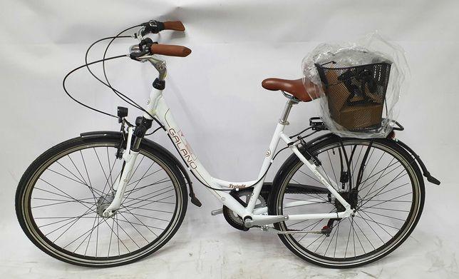 Piękny NOWY rower Galando Prelude Shimano Tourney 6 Aluminiowa rama