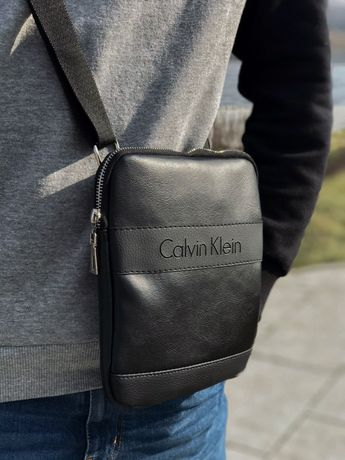 Сумка Барсетка через плечё Calvin Klein и Tommi Hilfiger