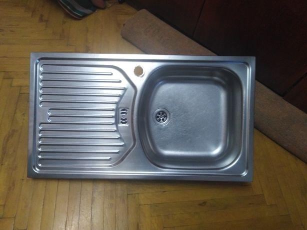 Мийка кухонна нержавійка