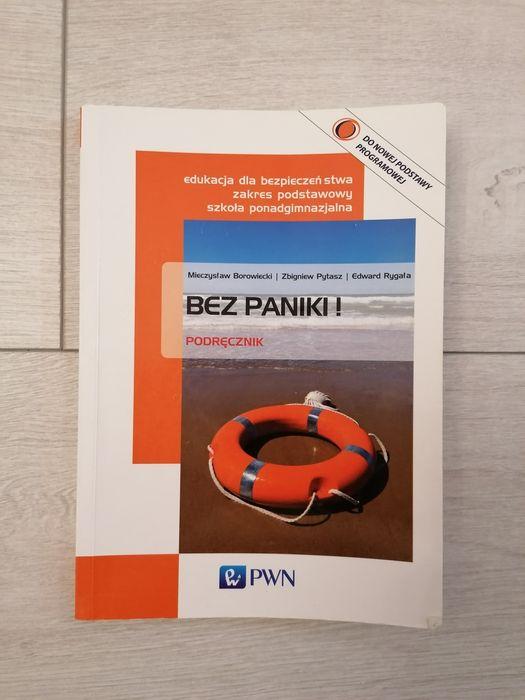 """Podręcznik """"Bez paniki!"""" Gdańsk - image 1"""