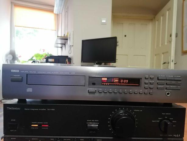 Odtwarzacz CD Yamaha CDX-530E, Bardzo ładny,PILOT