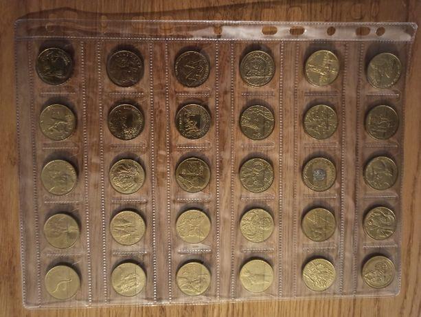 180 szt. monet okolicznościowych