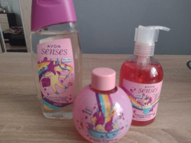 Kosmetyki dla dziewczynki