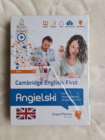 Kurs przygotowujący do egzaminu FCE angielski