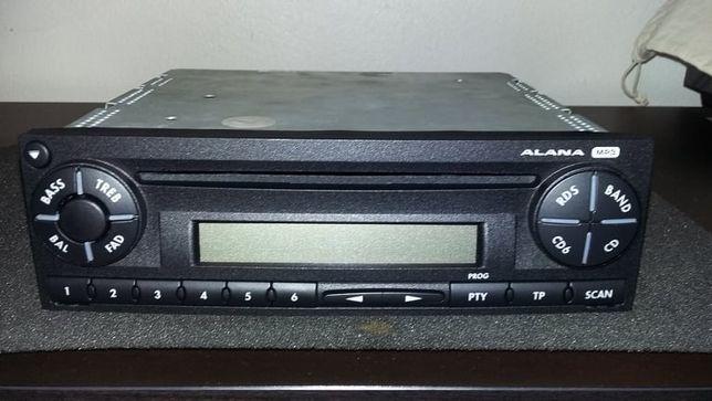 Auto radio ALANA MP3 como novo.