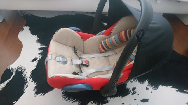Nosidełko fotelik Maxi Cosi cabrio fix