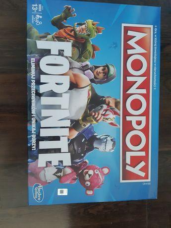 Gra planszowa Monopoly Fornite