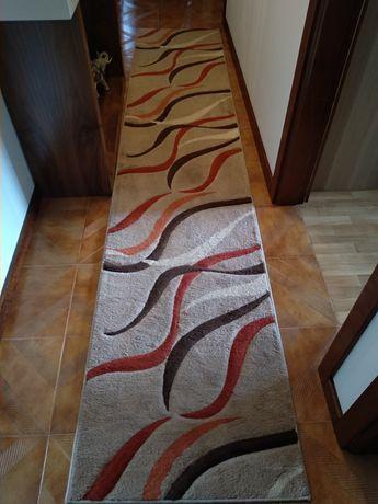 Carpete com efeito 3D