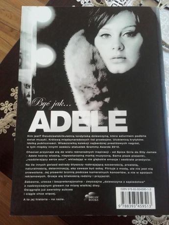 Być jak Adele książka stan bardzo dobry