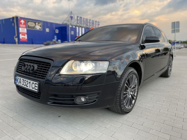Audi A6 quattro 3.0 TDI
