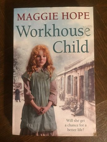 "Maggie Hope ""Workhouse Child"" po angielsku"