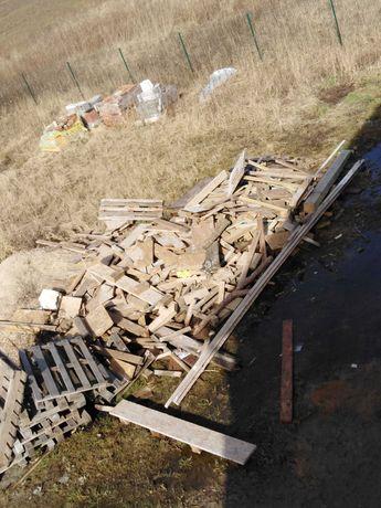 Oddam za darmo drewno ścinki budowlane Wrocław mrozowska