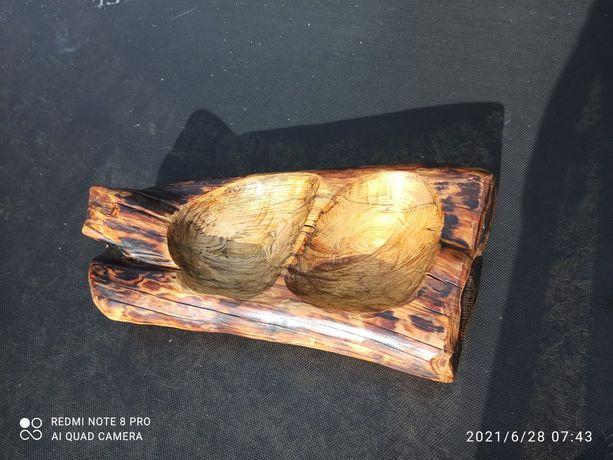 Misa drewniana z korzenia stylowa loft,natural