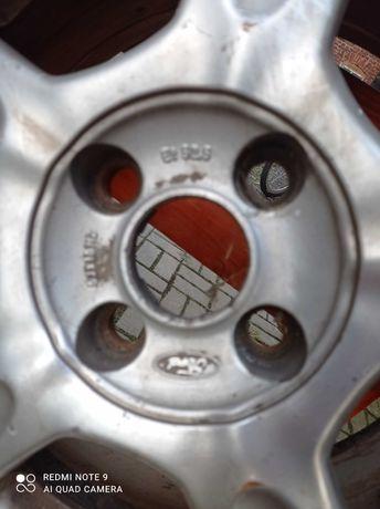 Koło 205/55 R 16 felgi aluminiowe opona zimowa