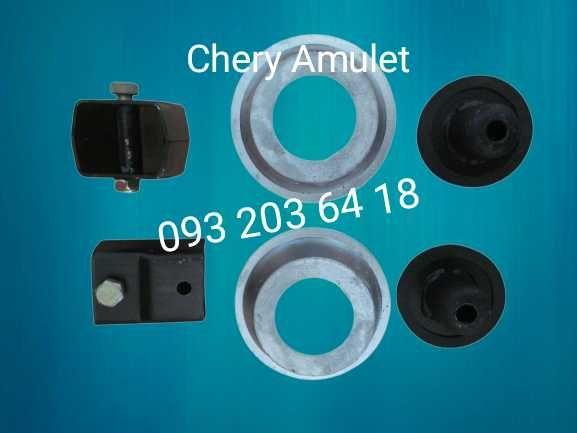 Проставки для увеличения клиренса Chery Amulet