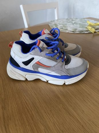 Buty GEOX dla chłopca 30 bdb sneakersy